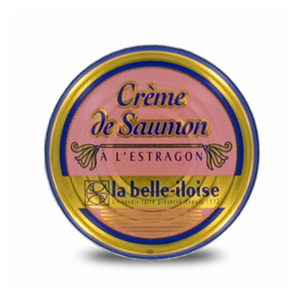 la belle iloise - Lachscreme mit Estragon