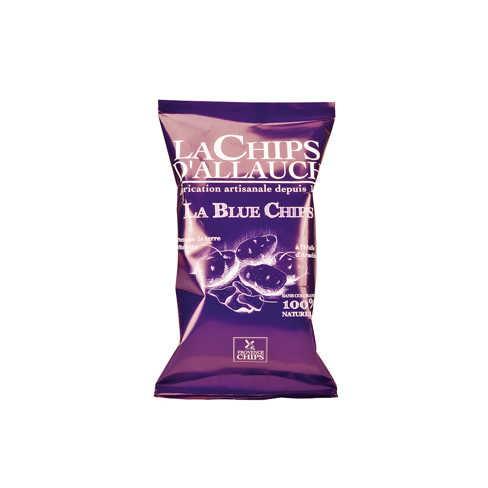 Blue Chips Provence Chips