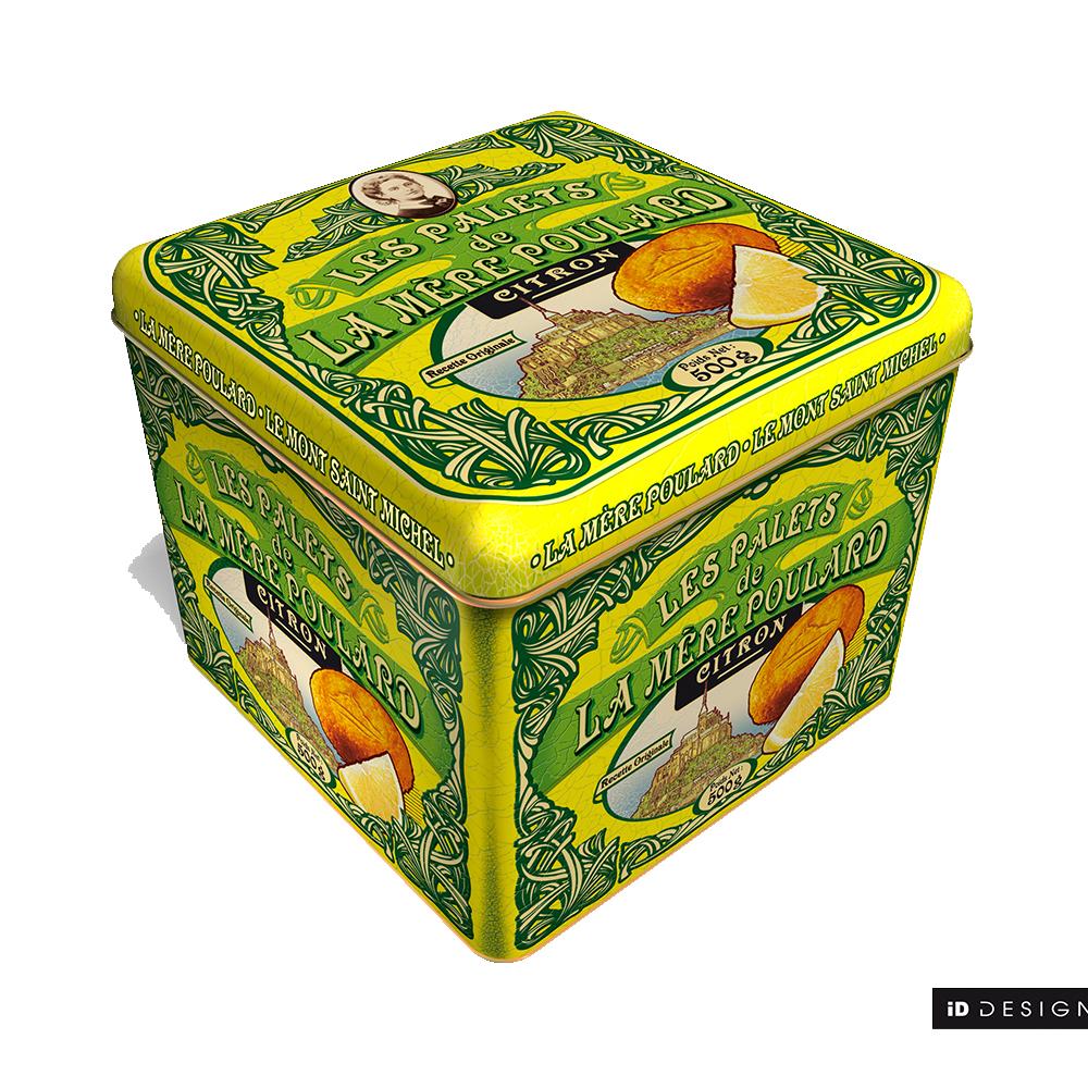 Palets Citron von La Mère Poulard
