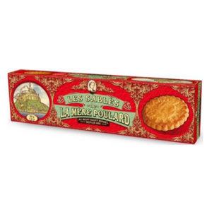 Sablés – die Biscuits von La Mère Poulard in 125g Packung