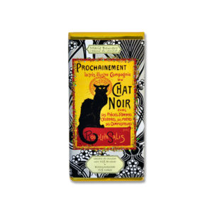"Zartbitterschokolade ""Le Chat Noir"" von Marie Bouvero"