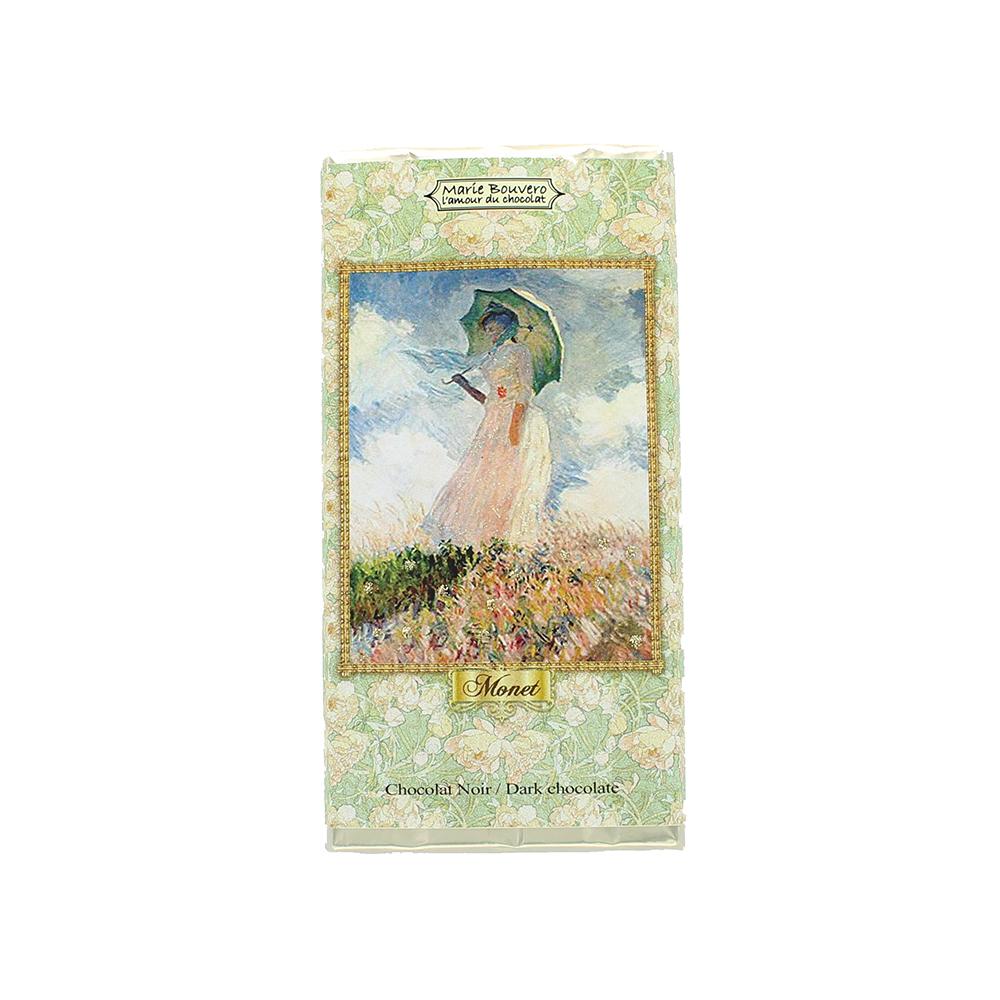 "Vollmilchschokolade Monet – La femme au parasol"" von Marie Bouvero"
