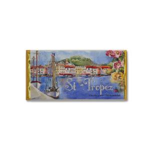 """Vollmilchschokolade """"St. Tropez"""" von Marie Bouvero"""