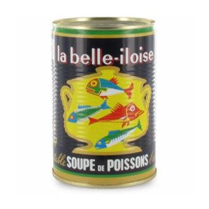 la belle iloise - Fischsuppe - Soupe de Poissons