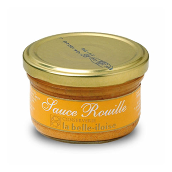 la belle iloise - Rouille - franzöische Begleiterin der Fischsuppe