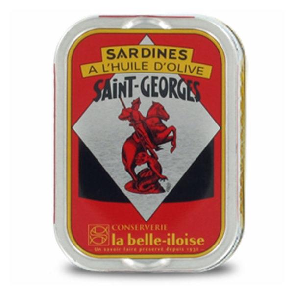 la belle iloise - Sardinen Saint Georges