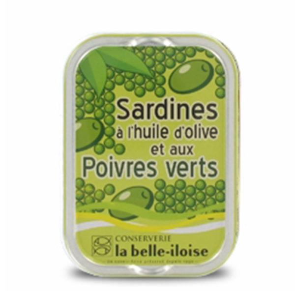 la belle iloise - Sardinen mit Pfeffer