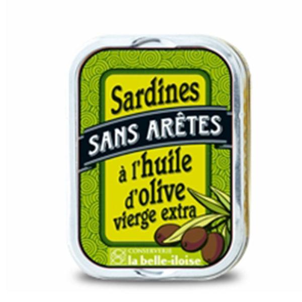 la belle iloise - Sardinen ohne Gräten
