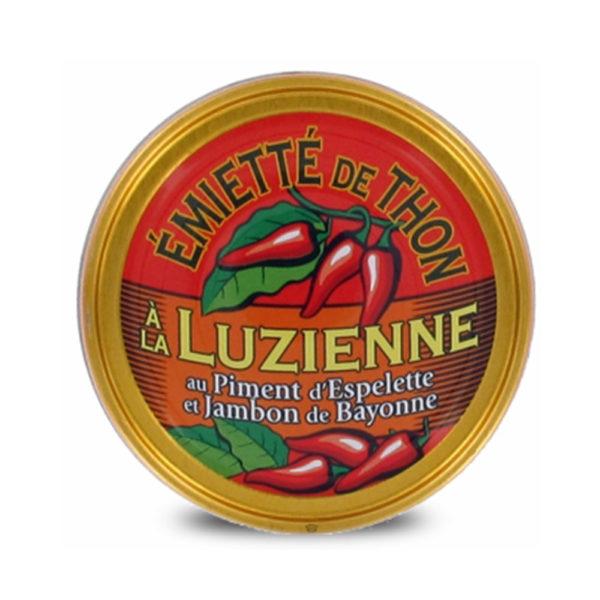 la belle iloise - Emiette de thon Luzienne