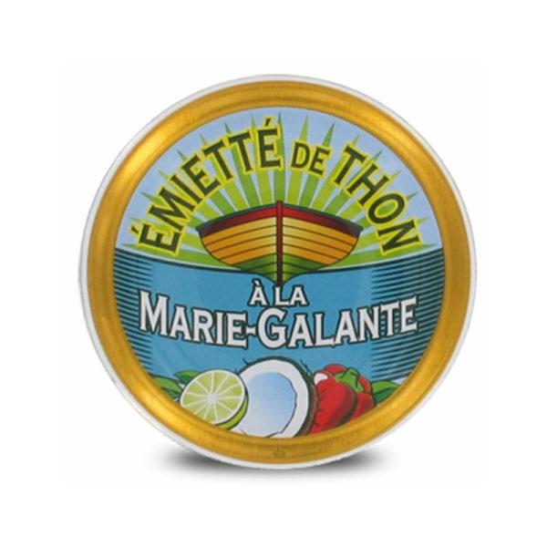 la belle iloise - Emiette de thon Marie Galante