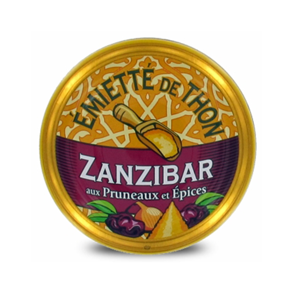 la belle iloise - Emiette de thon Zanzibar