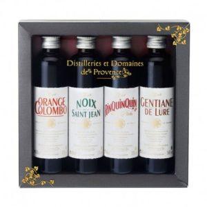 Geschenkkarton Aperitif de Provence von Distilleries et Domaines de Provence