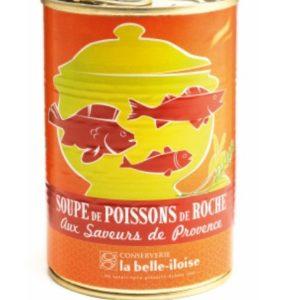 Fischsuppe mit Kräutern der Provence
